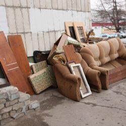 Вывоз мусора из квартиры в Ижевске