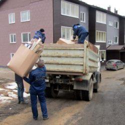 Грузчики на вывоз мусора в Ижевске