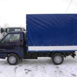 Вывоз мусора Хендай (фургон) г/п - 1тн. 5 кубов – 1900 руб. за вывоз
