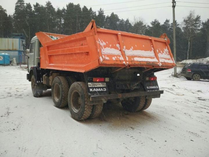 Вывоз мусора КамаЗ самосвал г/п-13тн. – от 5000 руб. за вывоз