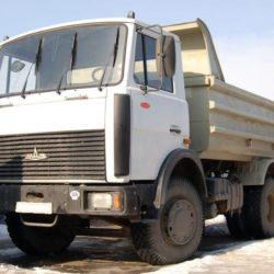 Вывоз мусора МаЗ самосвал г/п-10тн - 4000 руб. за вывоз