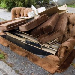 Вывоз и утилизация мебели и старых и ненужных вещей