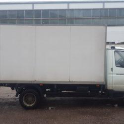 Вывоз мусора Валдай фургон г/п - 5тн. цена от – 4500 руб. за вывоз
