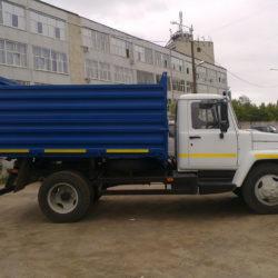Вывоз мусора ГАЗ самосвал г/п - 5тн. – от 3500 руб. за вывоз