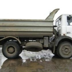 Вывоз мусора МаЗ самосвал г/п-10тн - от 4000 руб. за вывоз