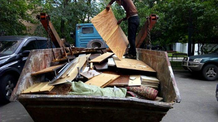 Куда вывезти старую мебель. Утилизация кгм