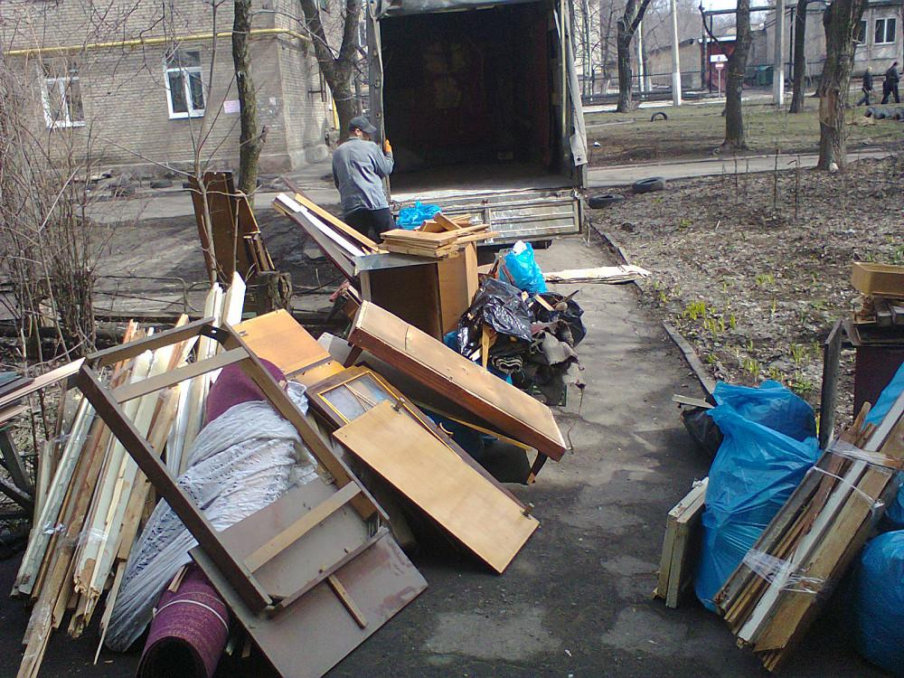 Вывезти мусора на свалку цена в Ижевске