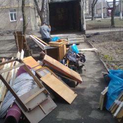 Купили жилье и не знаете как избавиться от хлама, старой мебели?