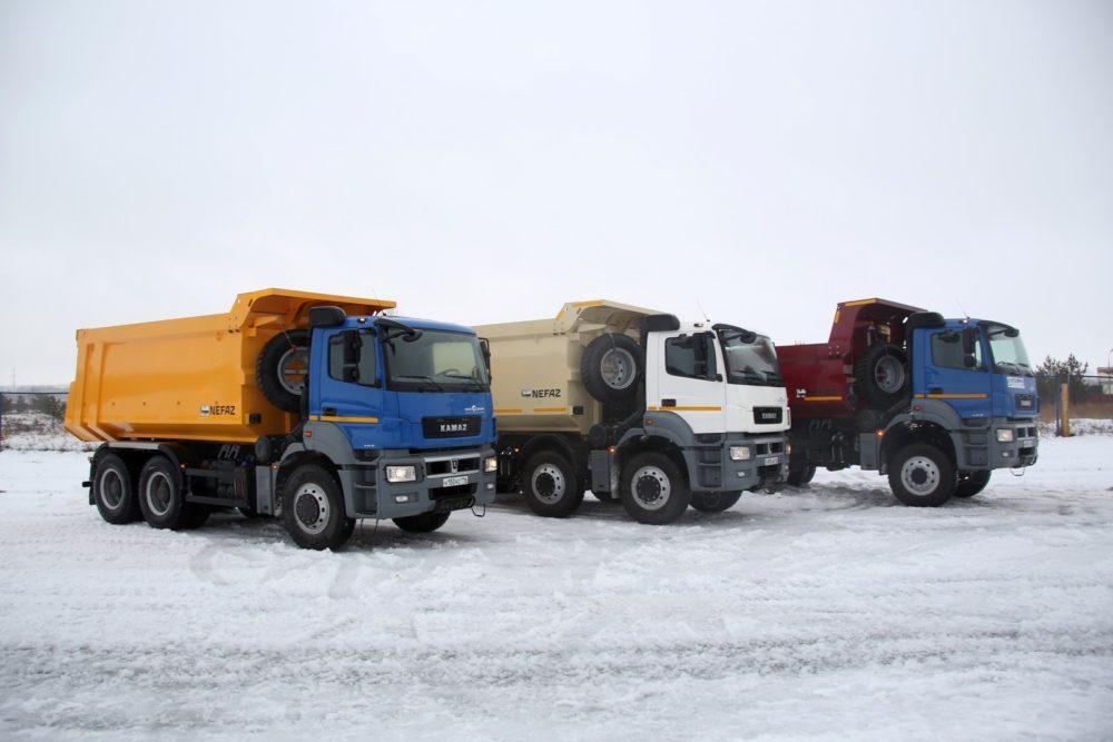 Вывоз мусора самосвалами г/п. 5 - 25тн. – от 4000 руб. за вывоз